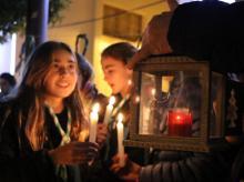 Llum de la Pau 2017